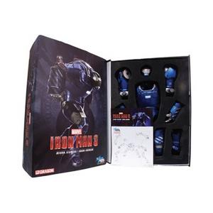 Giocattolo Action Hero Vignette. Iron Man 3. Mark 38 Igor Armor (DR38124) Dragon 1