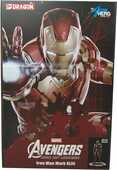 Giocattolo Action Hero Vignette. Avengers: Age of Ultron. Iron Man Mark XLIII Multi (DR38145) Dragon