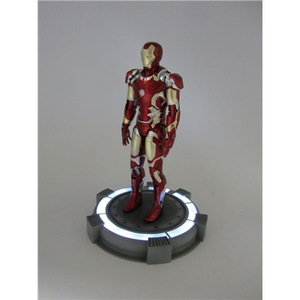 Giocattolo Action Hero Vignette. Avengers: Age of Ultron. Iron Man Mark XLIII Multi (DR38145) Dragon 1