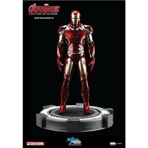 Giocattolo Action Hero Vignette. Avengers: Age of Ultron. Iron Man Mark XLIII Multi (DR38145) Dragon 2