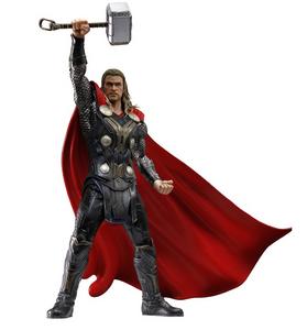 Giocattolo Model Kit. The Dark World. Thor (DR38330) Dragon 0