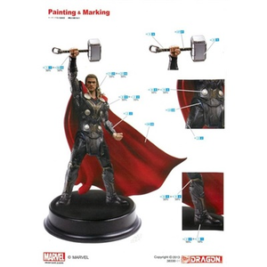 Giocattolo Model Kit. The Dark World. Thor (DR38330) Dragon 3
