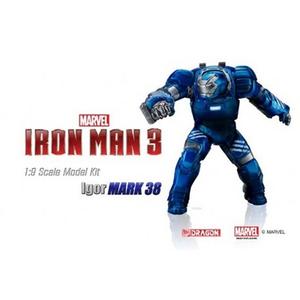 Giocattolo Model Kit. Iron Man 3 Mk.XXXVIII. Igor Armor (DR38334) Dragon 1