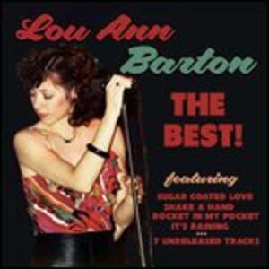 The Best! - Vinile LP di Lou Ann Barton