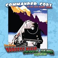 Live at Ebbet's Field - CD Audio di Commander Cody