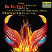 L'uccello di fuoco (L'oiseau de feu) / Il principe Igor - CD Audio di Igor Stravinsky,Alexander Porfirevic Borodin,Robert Shaw,Atlanta Symphony Orchestra