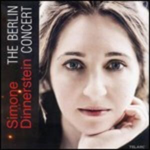 The Berlin Concert - CD Audio di Simone Dinnerstein
