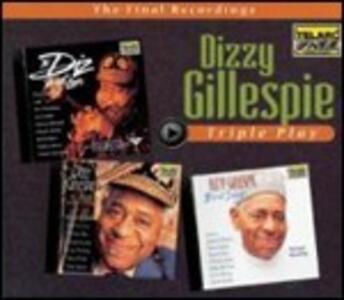 Triple Play - CD Audio di Dizzy Gillespie