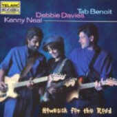 CD Homesick for the Road Tab Benoit Kenny Neal Debbie Davies