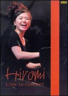 Hiromi. Live in Concert (DVD) - DVD di Hiromi,Tony Grey