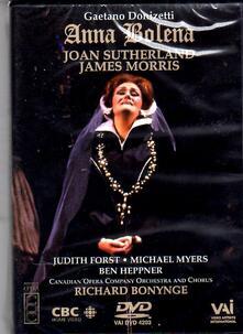 Anna Bolena (Sutherland) - DVD