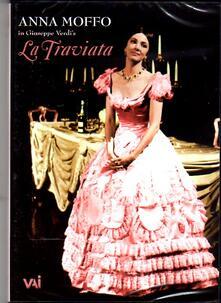 La Traviata, Moffo - DVD