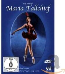 Maria Tallchief - DVD