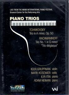 Piano Trio - DVD