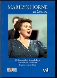 Marilyn Horne - DVD