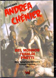 Andrea Chenier - DVD