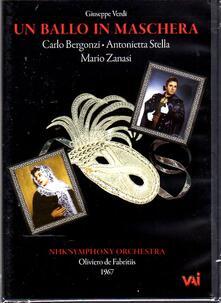 Un Ballo In Maschera - DVD