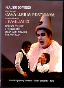 Cavalleria/Pagliacci - DVD