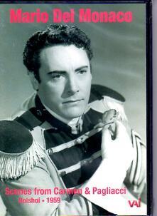 Mario Del Monaco - DVD