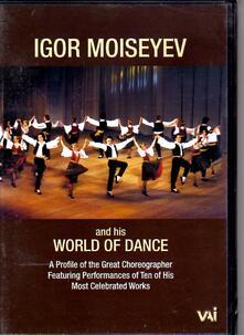 Moyseyev Vol.3 - DVD