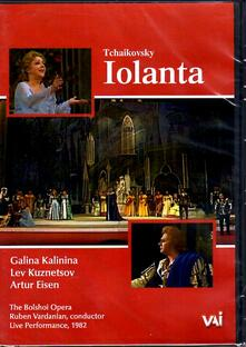 Iolanta - DVD