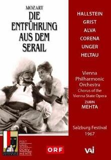 Ratto Del Serraglio - DVD