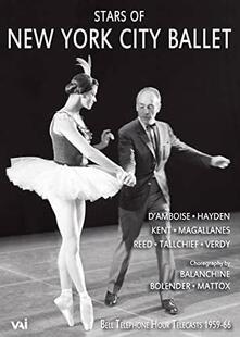 Stars Of New York City Ballet - DVD