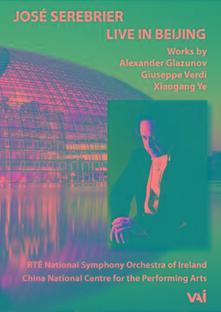 Jose Serebrier Live In Beijing - DVD