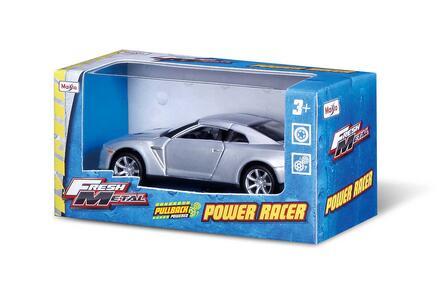 Fresh Metal Power Racer Retrocarica Display - 2