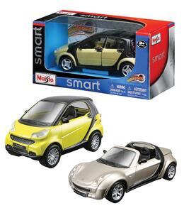 Maisto. Fresh Metal. Assortimento Power Racer Smart - 2