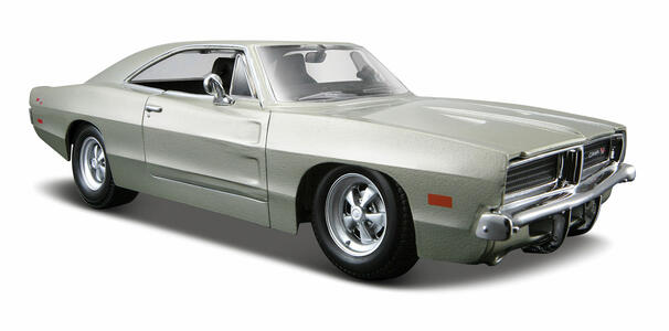 Maisto. Dodge Charger R/T 1969 Vintage 1:24