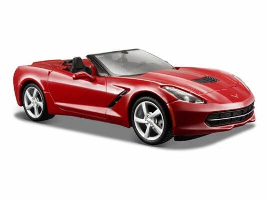 Maisto. 2014 Corvette Stingray Coupe 1:24