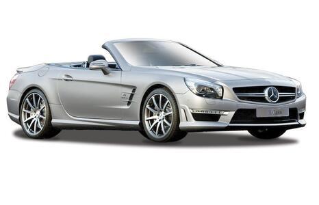 Maisto. 2012 Mercedes Benz SL AMG 63 Convertible