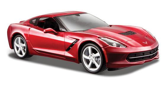 Maisto. 2014 Corvette Stringray Coupe'