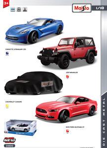 Collezione Auto Special Edition. 1. 18 - 2