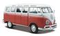 Giocattolo Maisto. Volkswagen Van Samba 1:24 Maisto 0