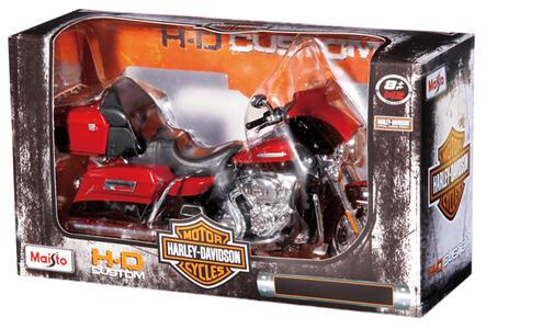 Collezione Moto Harley Davidson. 1. 12