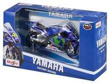 Giocattolo Maisto Yamaha Moto Factory Racing Team 2015 Numero 46 1:18 Maisto