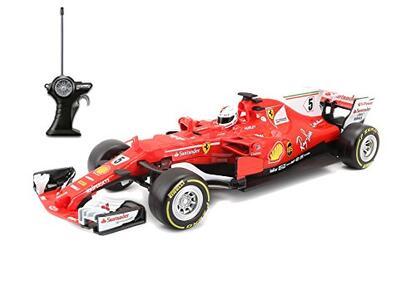 Maisto. Tech. Ferrari Sf70h 2017 Con Radiocomando 1:24