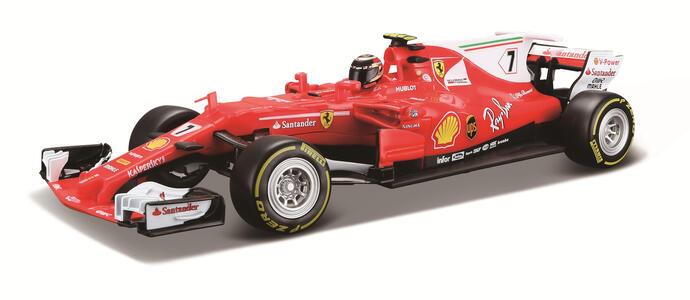Maisto. Tech. Ferrari Sf70h 2017 Con Radiocomando 1:24 - 5