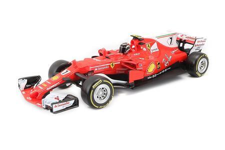 Maisto. Tech. Ferrari Sf70h 2017 Con Radiocomando 1:24 - 7