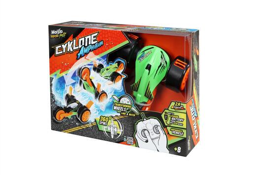 Ciklone Amphibian - 5
