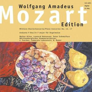 Mittlere Concerto per Pianoforte - CD Audio di Wolfgang Amadeus Mozart