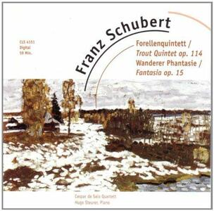 Forellenquintett - CD Audio di Franz Schubert