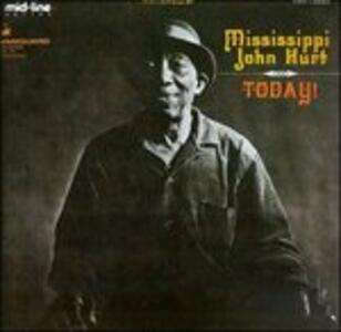 Today! - CD Audio di Mississippi John Hurt