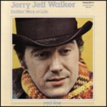 Driftin' Way of Life - CD Audio di Jerry Jeff Walker