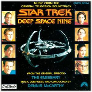 Deep Space Nine (Colonna Sonora) - CD Audio