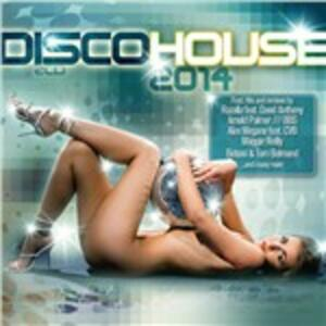 Disco House 2014 - CD Audio