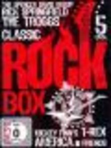 Classic Rock Box - DVD