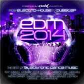 CD EDM 2014. The Best of Electronic Dance Music